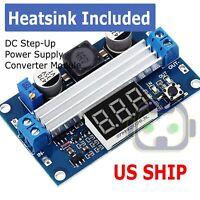 LTC1871 100W DC Boost Step-up Adjustable Voltage Power Converter LED Voltmeter