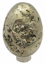 ** Iron Pyrite Egg Cluster - Fool's Gold Sample - 620 grams - PYR085EGG