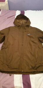 Patagonia Insulated H2no Torrent Jacket Size Large