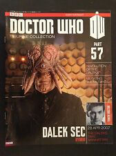 Doctor Who - Figurine Collection - issue 57 - Dalek Sec (mag only)