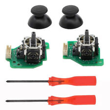 For Wii U Gamepad Analog Joystick Repair L AND R Assembly Thumbsticks Tool Stock