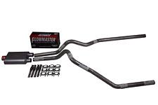 "Chevy Silverado GMC Sierra 99-06 2.5"" Dual exhaust Flowmaster 40 series muffler"