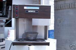 NEWCO 3 ELEMENTS COFFEE MAKER