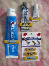 Toothpaste Ointment Cosmetic Medicine Body Lotion Food Tube squeezer dispenser 1