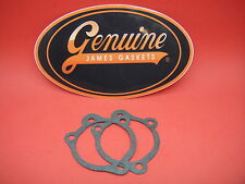 "CARB TO AIR CLEANER GASKETS ""PAIR"" HARLEY 38MM KEIHIN BUTTERFLY CARBS 1977-87"