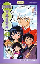 INU YASHA  tome 43 Takahashi manga SHONEN