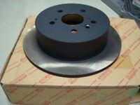 Genuine Lexus Rear Discs & Pads GS300#3,GS430#2 & GS450h #1 42431-30290
