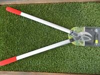 Felco Profi Astschere 231 80cm mit Kraftübersetzungssystem und gebogenem Amboss