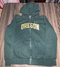 New listing Nike University Of Oregon Ducks Zip Up Hoodie L Cotton BlendWomen's