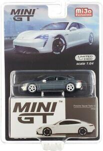 Chase PORSCHE TAYCAN TURBO S 1/64 DIECAST MODEL CAR TSM MGT00218