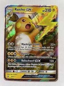 Pokemon TCG | Raichu GX | Halfart