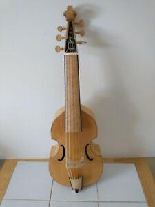 Handmade Viola da Gamba, Alto