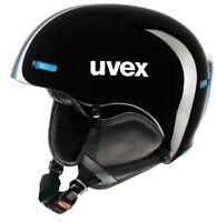 uvex hlmt 5 race black/blue Skihelm Snowboard Wintersport Helm Rennskihelm