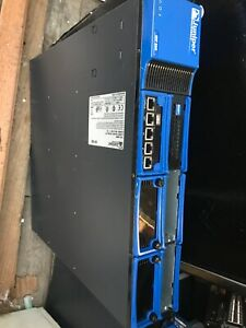 Juniper Networks IDP800  / Type JNMR2 as you see on the pictures tested