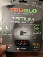 TRUGLO Tritium Brite (TG231G1) Gun Sight for GLOCK - Green