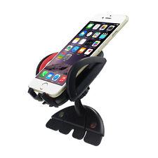 Voiture Universelle CD Support TéléPhone Pour iPhone 6 Plus GPS Note4 G3 Utile