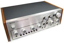 Sony TA E5450 2-CH Stereo Preamplifier Pre Amp Amplifier PREAMP w/ 2-Phono Input