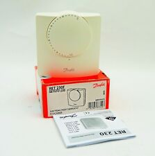 Danfoss RET230F Electronic Room Thermostat Frost Protection 087N701200 (A574)