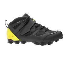 Mavic XA Pro H2O GTX MTB Shoes EU 42 2/3 US Men's 9 Black/Yellow Mav/Black New