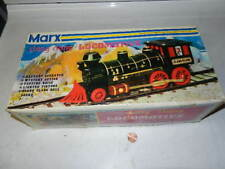 Marx Clang Clang Locomotive, with Original Box, nice shape!