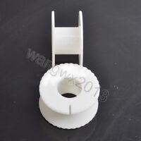 2PCS Plastic Bobbin Wire Coil Frame Framework for DIY Crossover Inductor 50x29mm