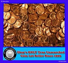 ABSOLUTELY THE BEST UNSEARCHED BU RED LINCOLN CENT DEAL ON EBAY!  Free Shipping
