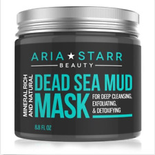 New Dead Sea Mud Mask Acne Blackheads Removal Oily Skin Pores Cleanser Skin Care