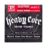 Heavy Core Drop-Tune Electric Guitar Strings, 7-String Set
