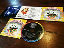 The Beatles - Magical Mystery Tour Limited Edition Deluxe Package Digipack Cd Vg