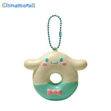 Authentic Cinnamoroll Sweets Donut Squishies Blue Donut by Nic