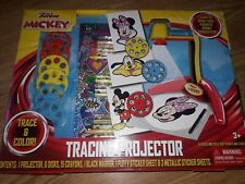 Mickey Mouse Tracing Projector age 3+ Trace & Color w/Projector Disney Junior