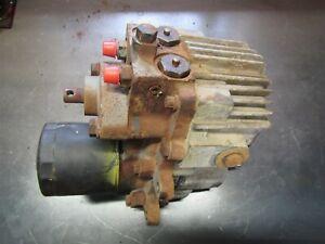 John Deere 312 314 317 316 300 Tractor Transmission