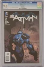 Batman #41 Marvel 2015 CGC 9.8 Capullo Variant Cover Top Census Grade All-New