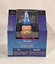 "Disney Vinylmation 3"" Hong Kong Disneyland Sorcerer Mickey Mouse"