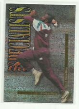 1996 Futera Cricket Elite Series The Specialist Foil TS16 COURTNEY WALSH Card
