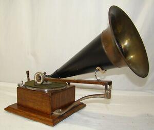 1899 BERLINER GRAMOPHONE PHONOGRAPH VICTOR TRADEMARK