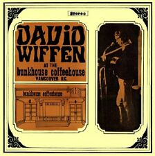 DAVID WIFFEN - Live At The Bunkhouse Coffeehouse - LP MAPACHE RECORDS