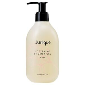 Jurlique Rose Shower Gel 300ml Organic Hydrate Energise NEW EXP FEB23 Body wash