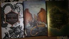 Libros Memorias de Idhún(I-II-III)