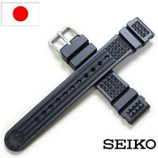 SEIKO Genuine DE39AZ band strap 22mm RUBBER Prospex Marinemaster SBDX001 SBDX003