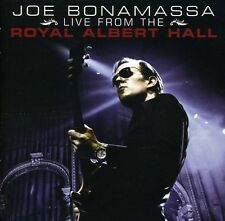 Live From The Royal Albert Hall - Joe Bonamassa (2010, CD NUEVO)2 DISC SET