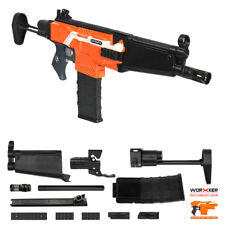 Worker MOD F10555 MP5A Rifle 3D Print Imitation Kit for Nerf STRYFE Modify Toy
