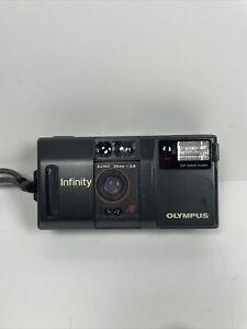 Olympus Infinity AF-1 35mm Point and Shoot - Made in Japan - FILM TESTED WORKING