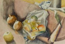 Peintures du XXe siècle et contemporaines aquarelles pour cubisme