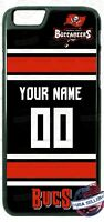TAMPA BAY BUCCANEERS PHONE CASE COVER WITH NAME&# FOR iPHONE SAMSUNG LG etc