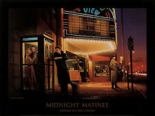 Chris Consani Midnight Matinee Movie Stars Print Poster 11x14