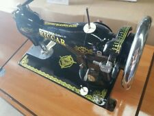 HEAVY DUTY,ALL STAINLESS STEEL STRAIGHT SEWING MANUAL SEWING MACHINE (HEAD ONLY)