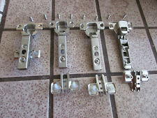 Ikea pack of 4, Komplement 130 degree 757.192.00 cabinet hinges