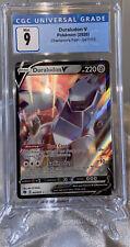 Pokémon TCG Duraludon V Champion's Path 047/073 Holo Ultra Rare CGC 9