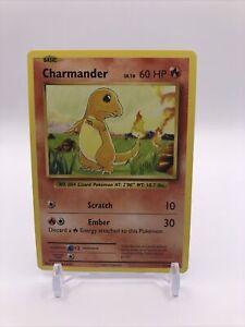 Charmander - 9/108 - Common XY: Evolutions Singles POKEMON card